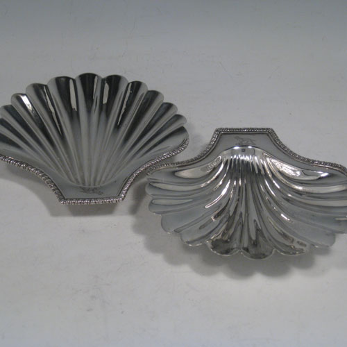 Antique Silver Butter Dishes