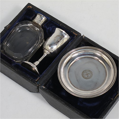 Communion Sets In Antique Sterling Silver Bryan Douglas