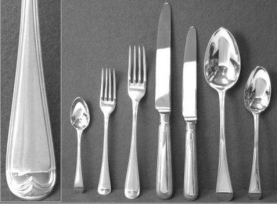 Sterling Silver Flatware, Silverware - Gorham, Chantilly