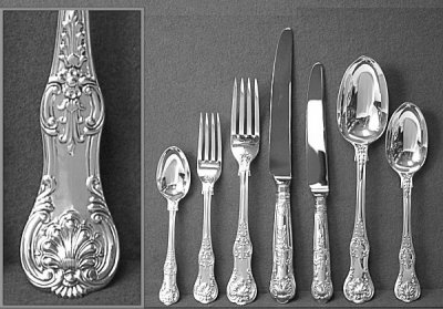 Kings silverware Flatware | Bizrate - Bizrate | Find Deals
