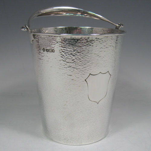 Antique Silver Ice Buckets