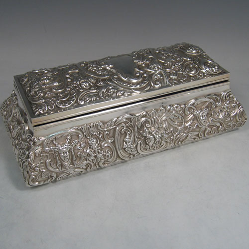 Phrase Vintage antique metal jewelry boxes interesting. You