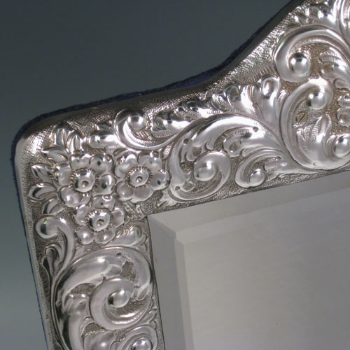 Mirrors In Antique Sterling Silver Bryan Douglas Antique Sterling