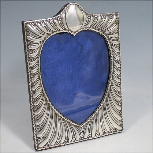 Photograph Frames In Antique Sterling Silver Bryan Douglas Antique