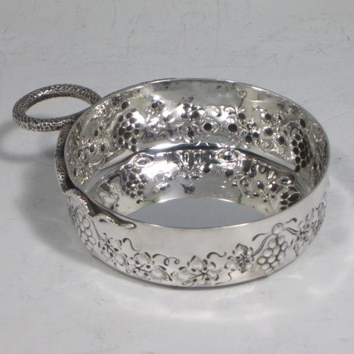 Antique Silver Wine Tasters